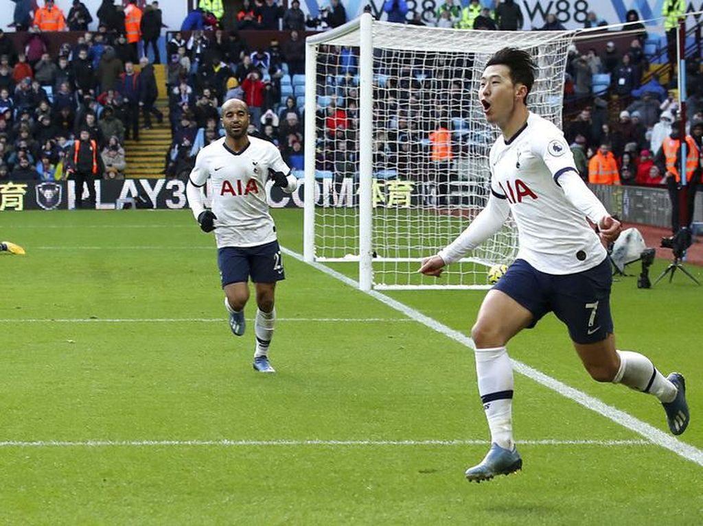 Mourinho: Tottenham Pantas Menang, tapi Villa ...