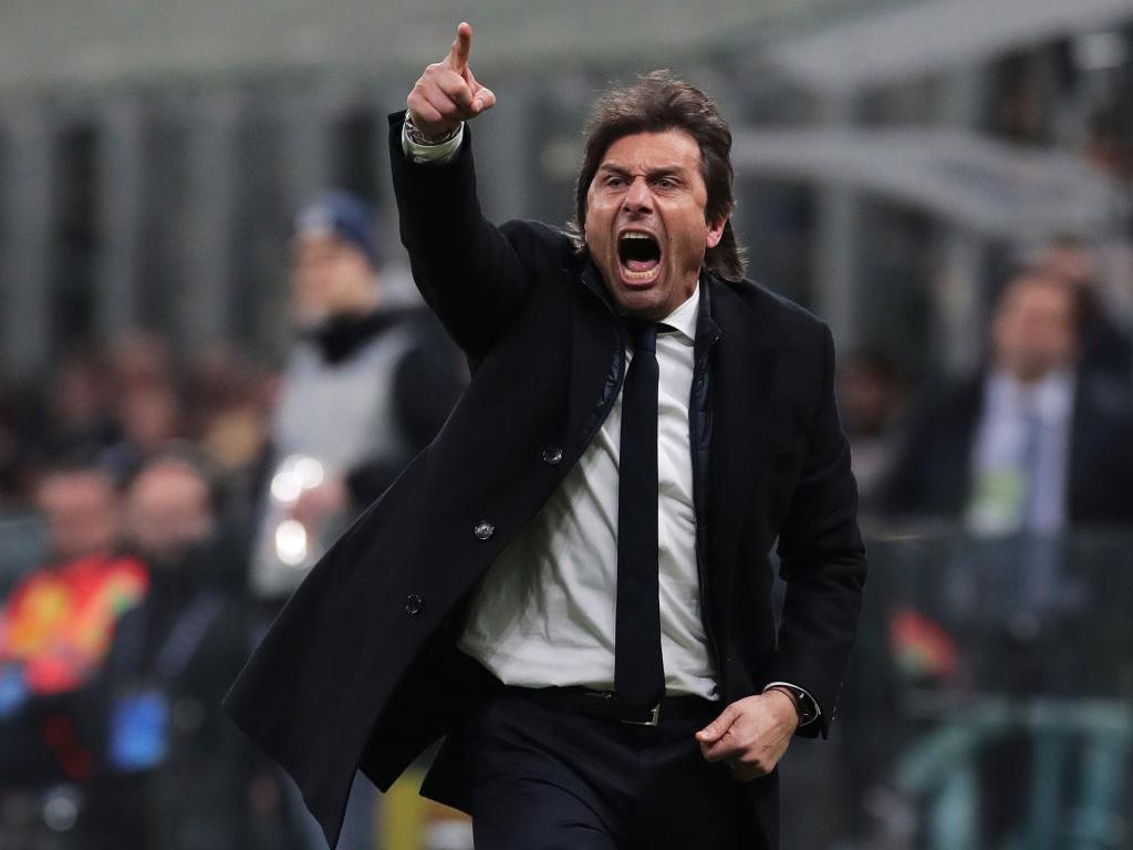 Conte: Dua Gol Lazio Hadiah dari Inter