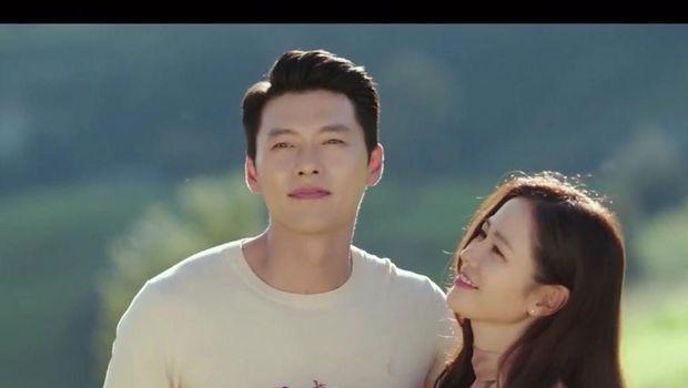 Hyun Bin dan Son Ye Jin, bintang utama drama Crash Landing On You