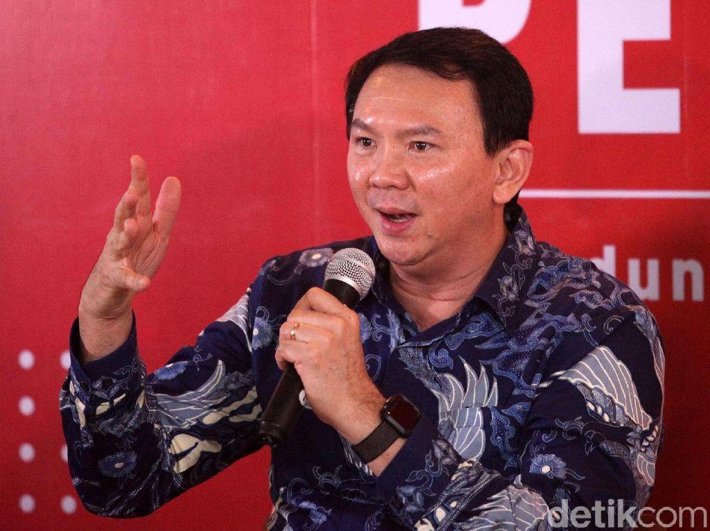 IPO: Terlalu Berisik Bawa Ahok ke Kabinet Jokowi