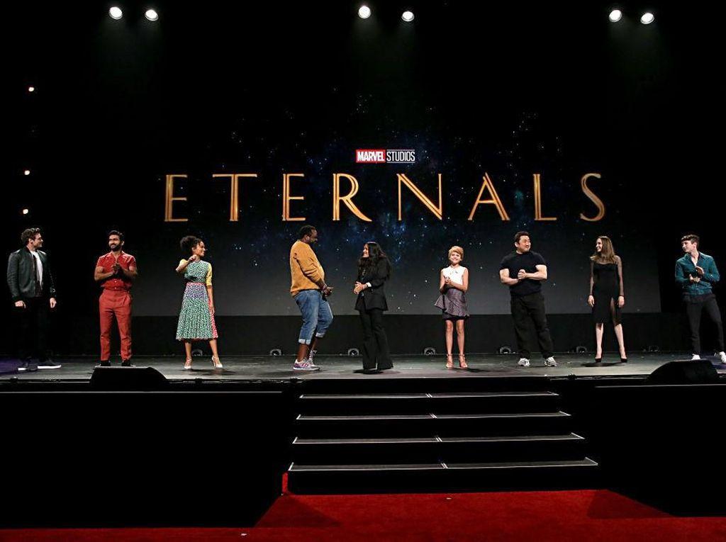The Eternals, Film Pertama Marvel di Fase 4 yang Tampilkan LGBT