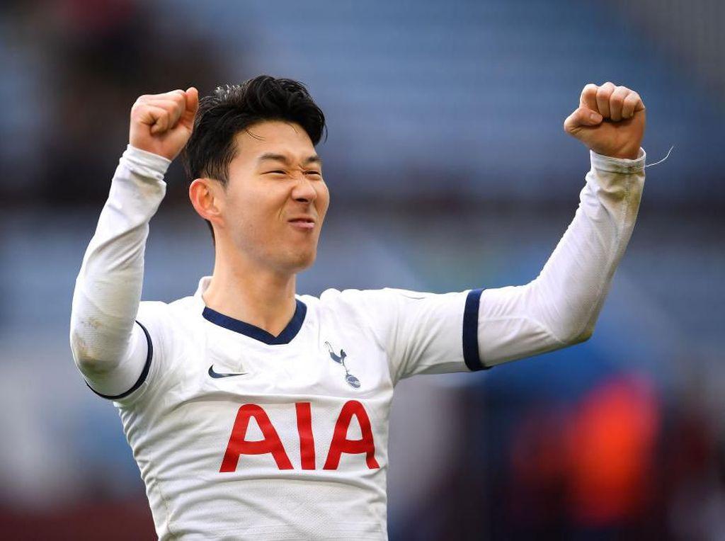 Tottenham: Son Heung-min Wajib Militer Sampai Mei