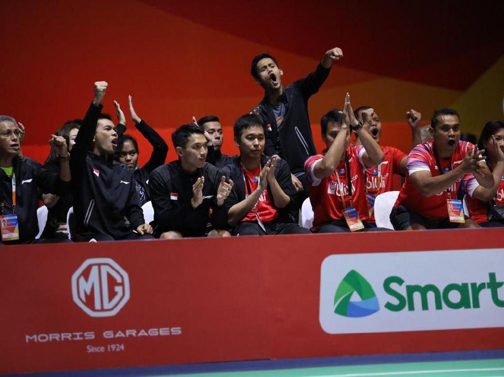 Semangat 45 Firman Abdul Kholik di Balik Gelar Juara Indonesia