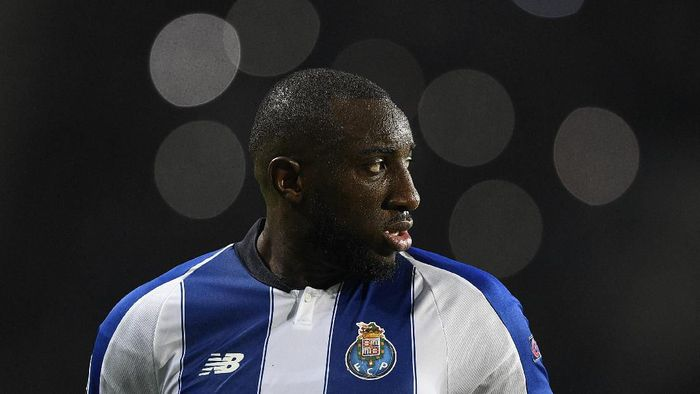 PORTO, PORTUGAL - NOVEMBER 28: Moussa Marega of FC Porto scores his sides third goal during the UEFA Champions League Group D match between FC Porto and FC Schalke 04 at Estadio do Dragao on November 28, 2018 in Porto, Portugal. (Photo by Octavio Passos/Getty Images)