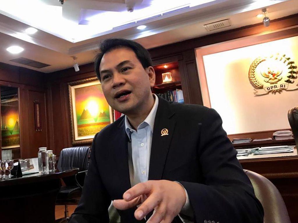 Pimpinan DPR Klarifikasi Insiden Mik Mati di Paripurna UU Cipta Kerja