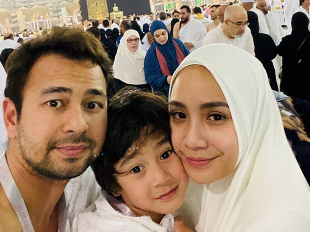 Tinggalkan Rafathar untuk Bulan Madu Bareng Raffi, Nagita Terus Menangis