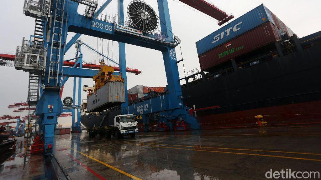 Ekspor Non Migas ke China Turun Akibat Corona