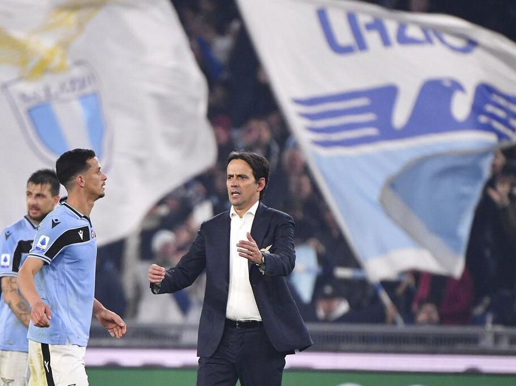 Lazio Vs Inter: Si Elang Ukir Dua Rekor