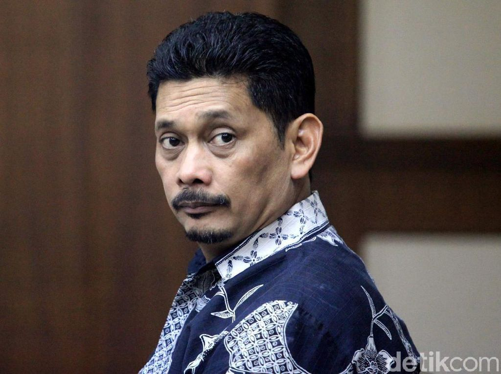 Kasus Suap Antar-BUMN, Eks Dirut PT Inti Divonis 2 Tahun Penjara
