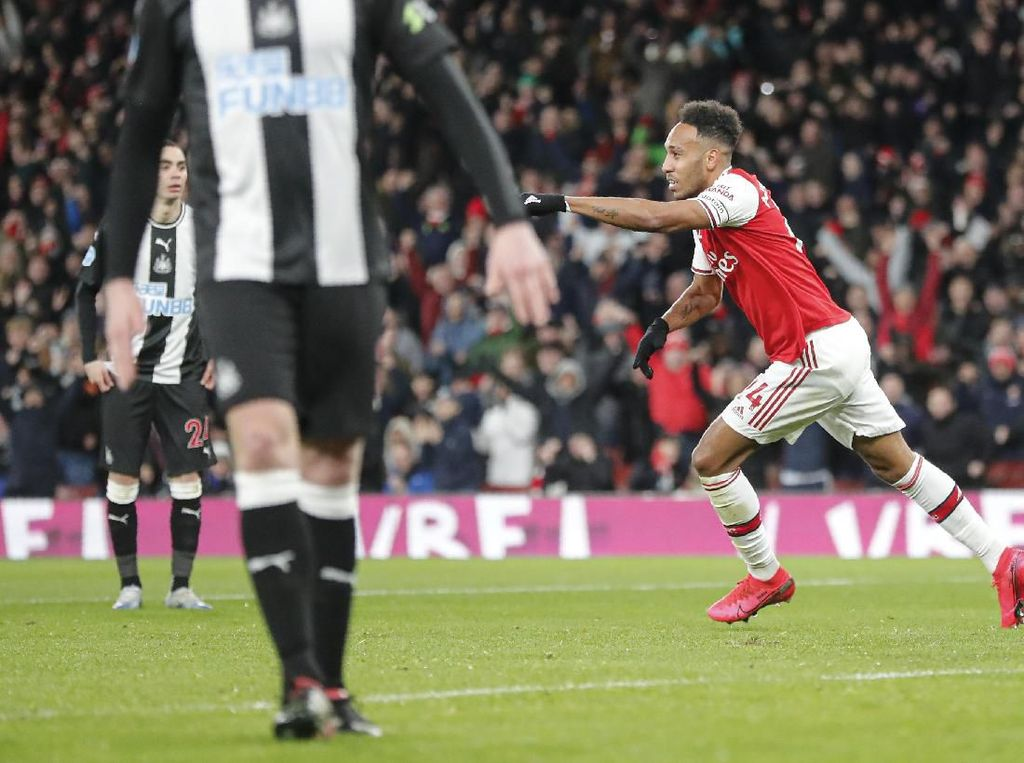 Arsenal Vs Newcastle United: The Gunners Menang 4-0