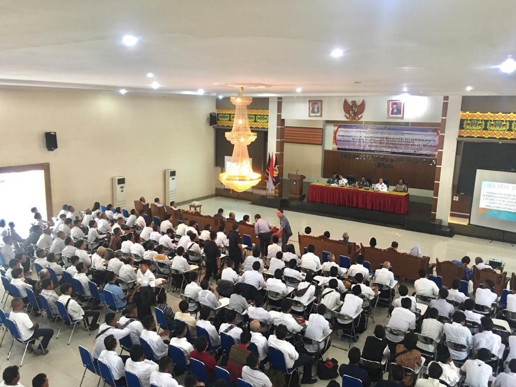 Ratusan Nelayan Lampung Ikut Pelatihan Keselamatan Berlayar