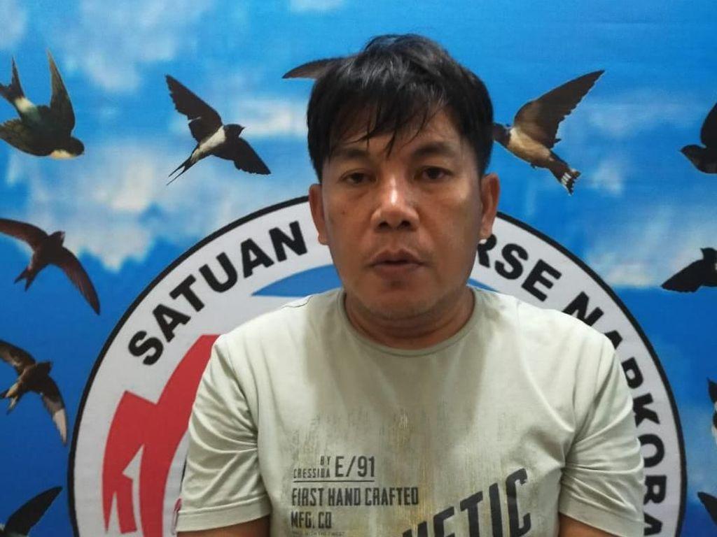 Nyambi Jadi Penjual Sabu, PNS di Lahat Sumsel Ditangkap
