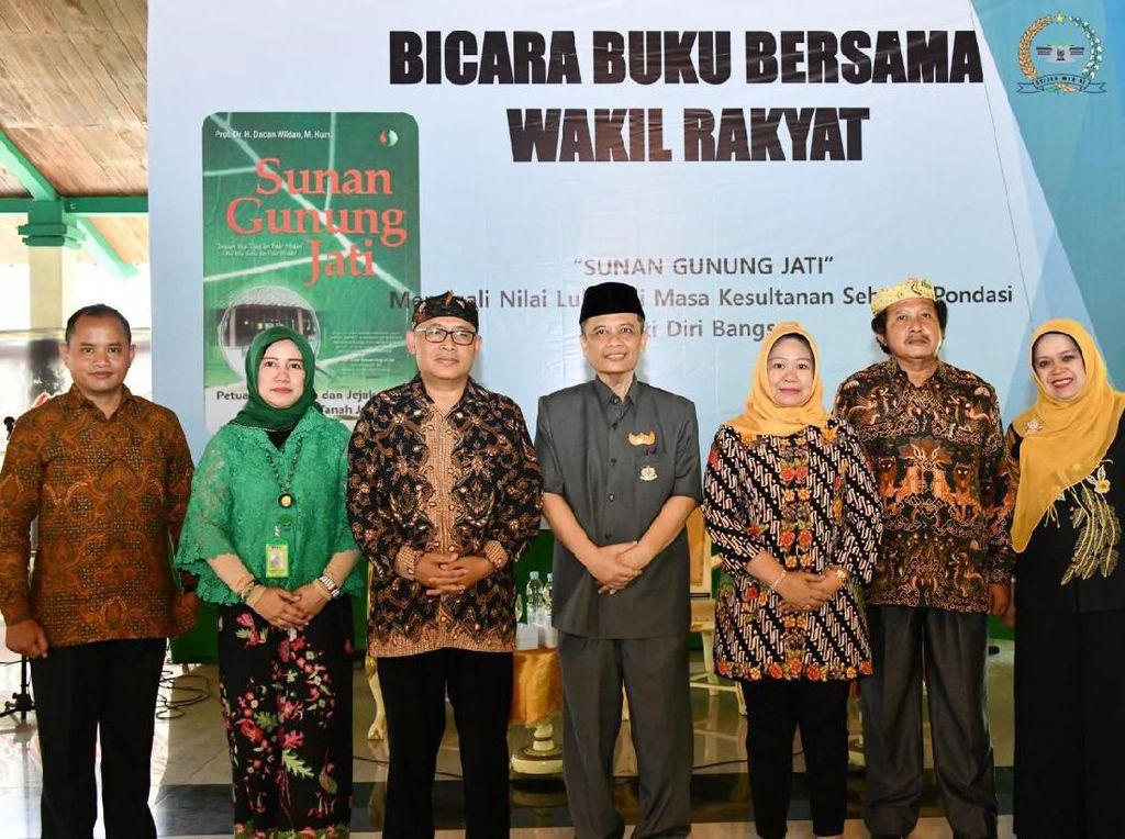 Di Cirebon, MPR Ajak Lestarikan Nilai Luhur Warisan Sunan Gunung Jati