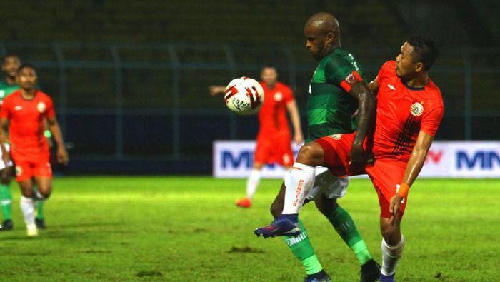 Persija vs Madura United di Piala Gubernur Jatim 2020