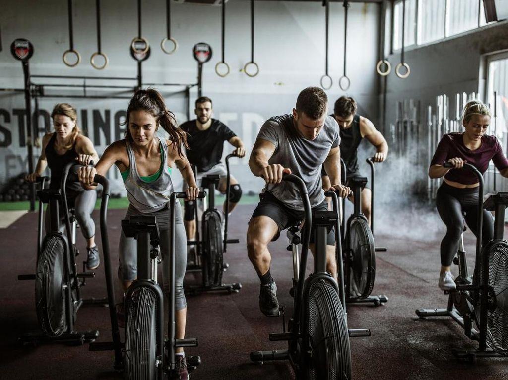 Serangan Jantung Ashraf Sinclair dan Olahraga CrossFit yang Ditekuninya