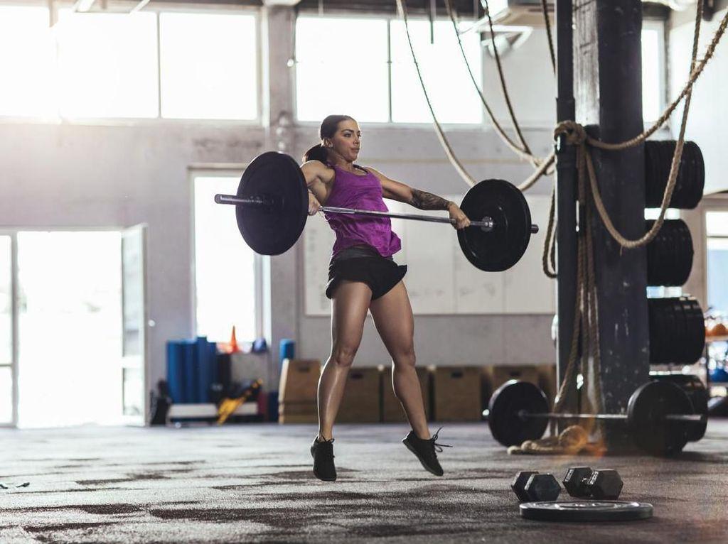 Mengenal CrossFit, Olahraga yang Digemari Ashraf Sinclair