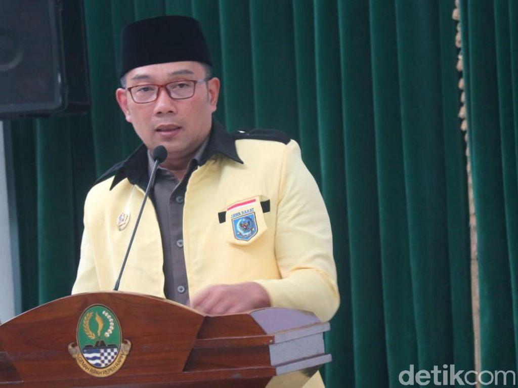 Ridwan Kamil Dijuluki Gubernur Desa