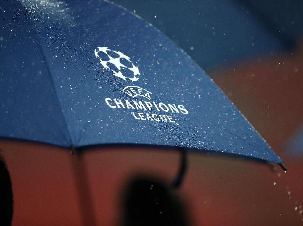 Hasil Liga Champions di Matchday Kelima