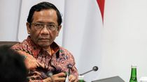 Rapat Bareng MPR, Menko Polhukam Mahfud Pastikan Papua Kondusif