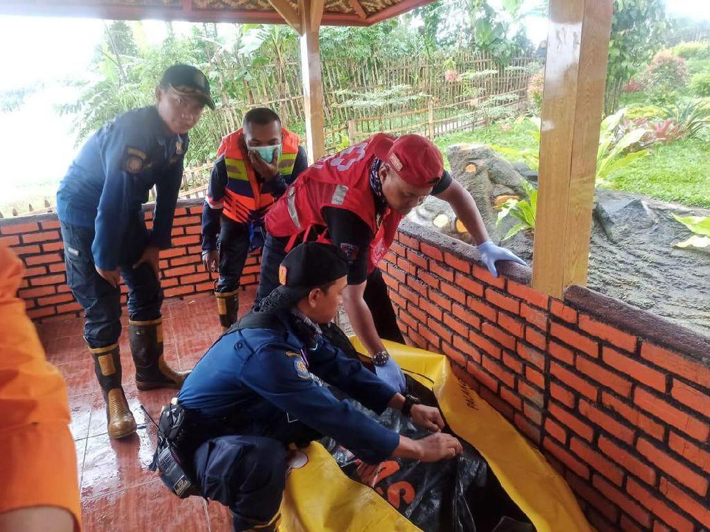 Satu Bocah Bandung yang Hanyut Ditemukan Tewas di Waduk Saguling