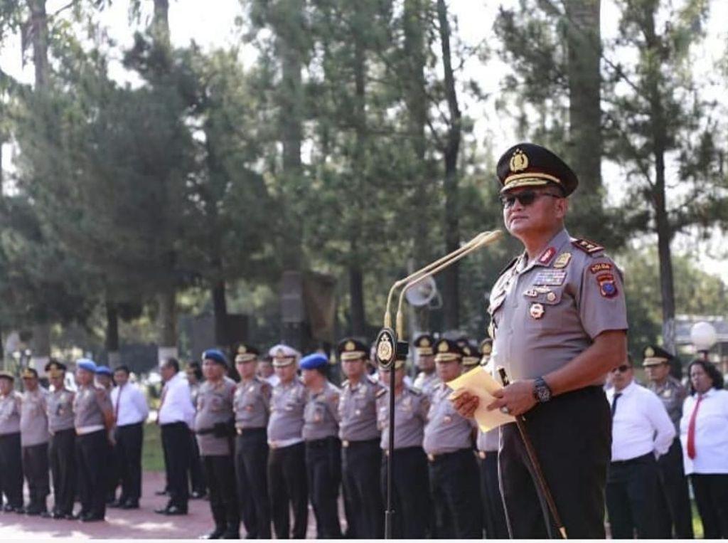 Ungkap Kasus Bom-Jamaluddin, Jajaran Polda Sumut Diberi Penghargaan
