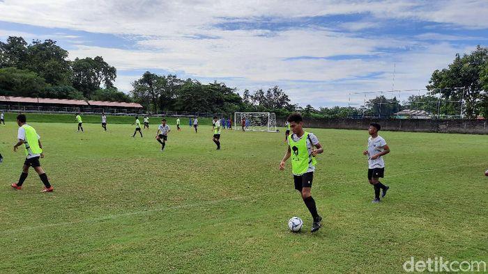 TC Timnas Indonesia U-16 di Yogyakarta, Februari 2020.
