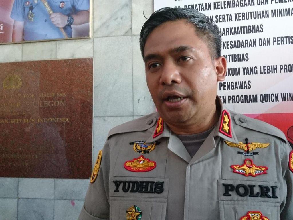 Polisi Tangkap 5 Orang Pelaku Pembacokan yang Tewaskan 1 Warga di Serang