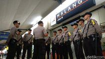Polisi di Malang Lakukan Penyekatan, Cegah Aremania Berangkat ke Blitar