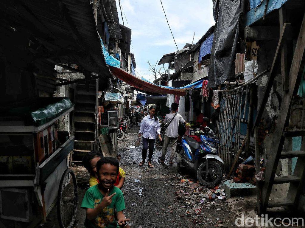 Jokowi Bidik Kemiskinan Ekstrem Sudah Lenyap di 2024
