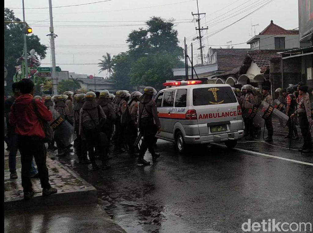Ricuh Suporter Persebaya-Arema di Blitar, Polisi: 3 Korban Luka