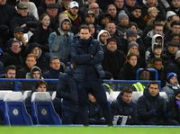 Lampard: Maguire Seharusnya Dikartu Merah