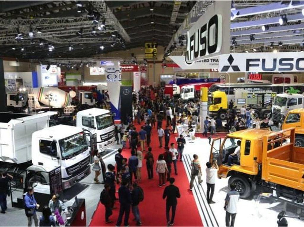 Ragam Kendaraan Komersial Terbaru Bakal Mejeng di GIICOMVEC 2020