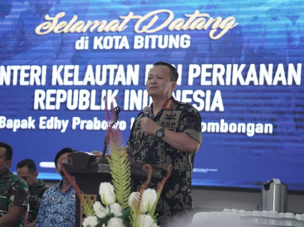 Sektor Kelautan Bitung Anjlok, Ini Solusi Edhy Prabowo
