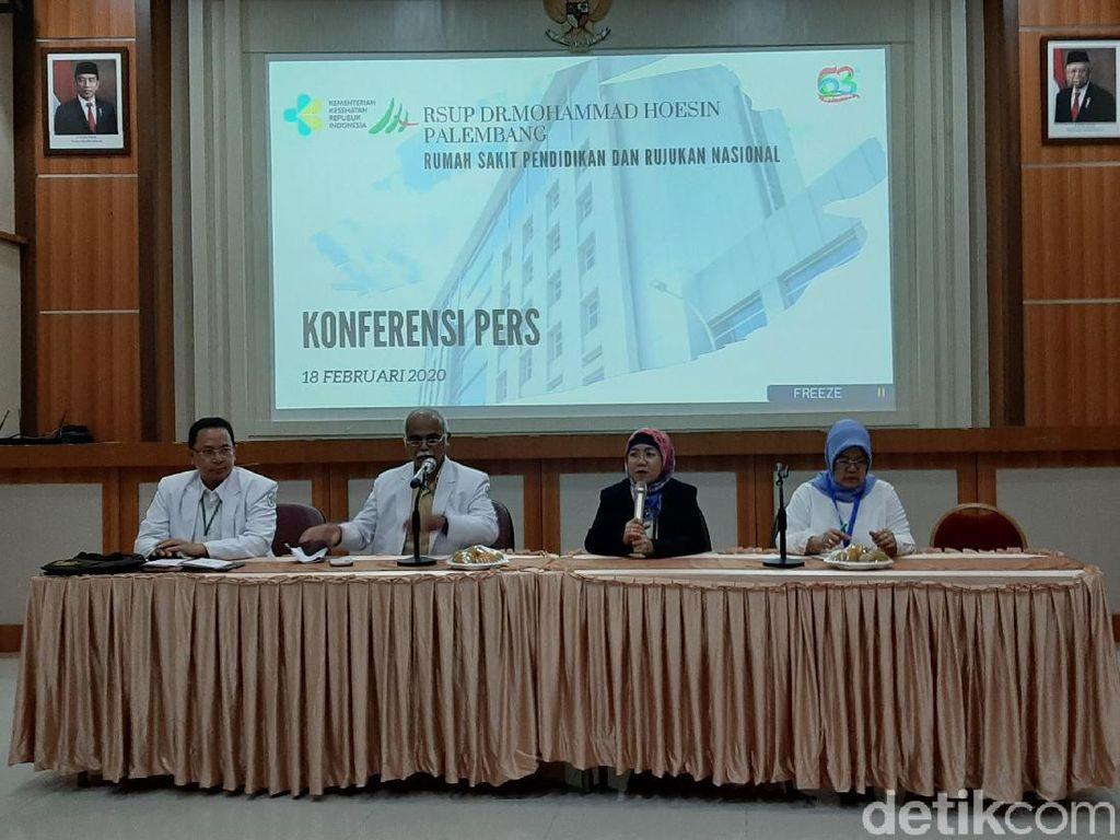 RSMH Palembang Pastikan Pasiennya Tak Terinfeksi Corona