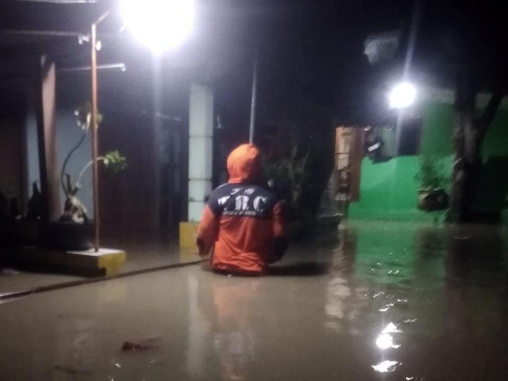 Luapan Sungai Rendam Ratusan Rumah di Blora hingga 1 Meter
