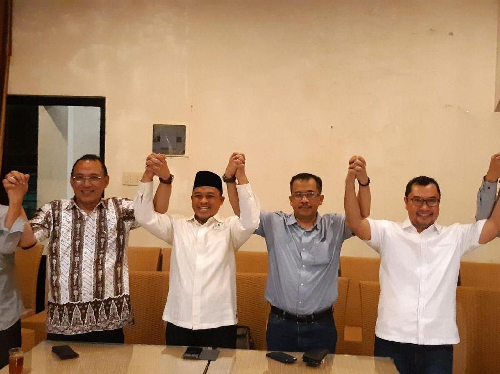 PKS hingga Hanura Bentuk Koalisi Perubahan Adil Makmur di Pilkada Serang