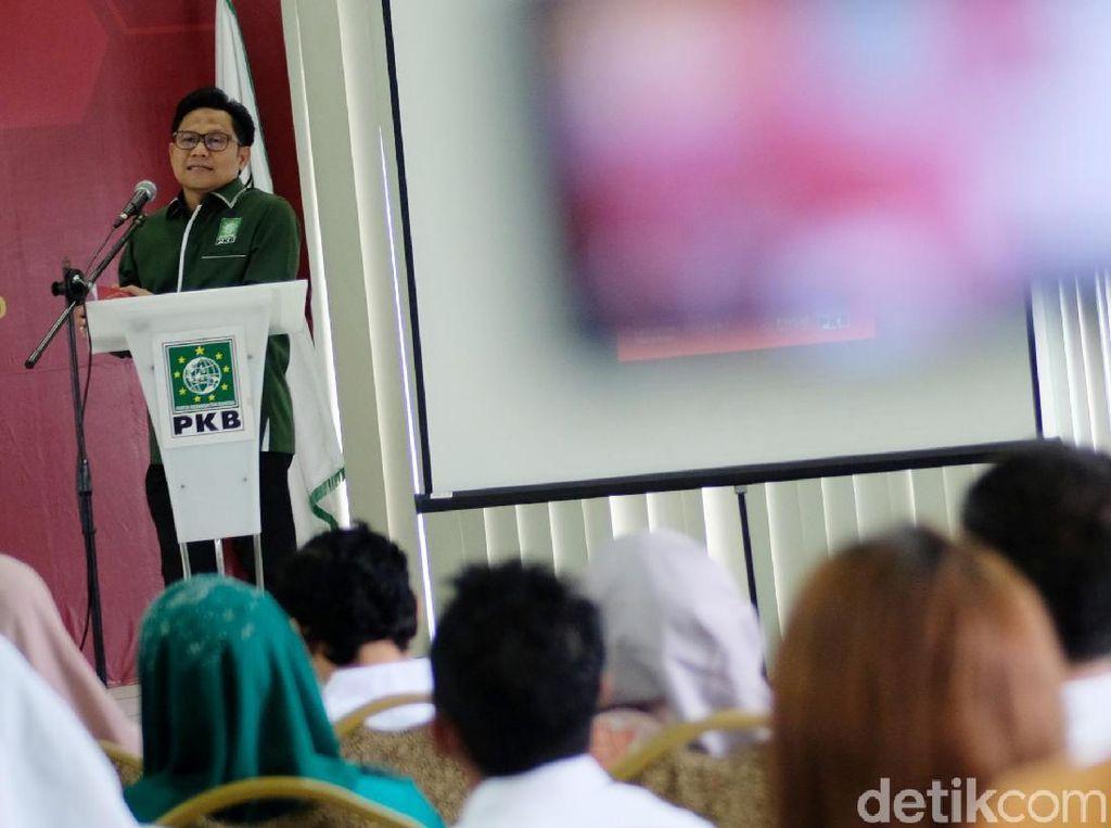 Cak Imin Dorong PKB Raup 50% Suara di 2024