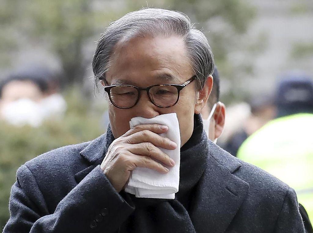 Kalah Banding, Mantan Presiden Korea Selatan Dipenjara 17 Tahun