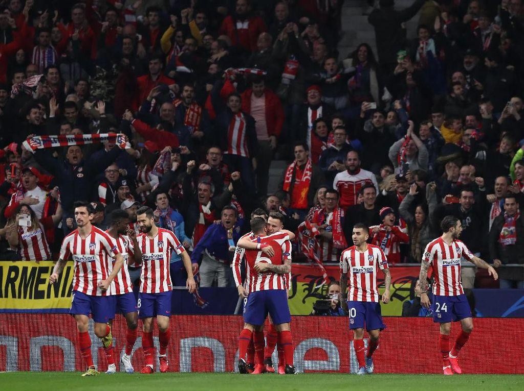 Ikuti Jejak Barcelona, Atletico Madrid Juga Akan Potong Gaji Pemain