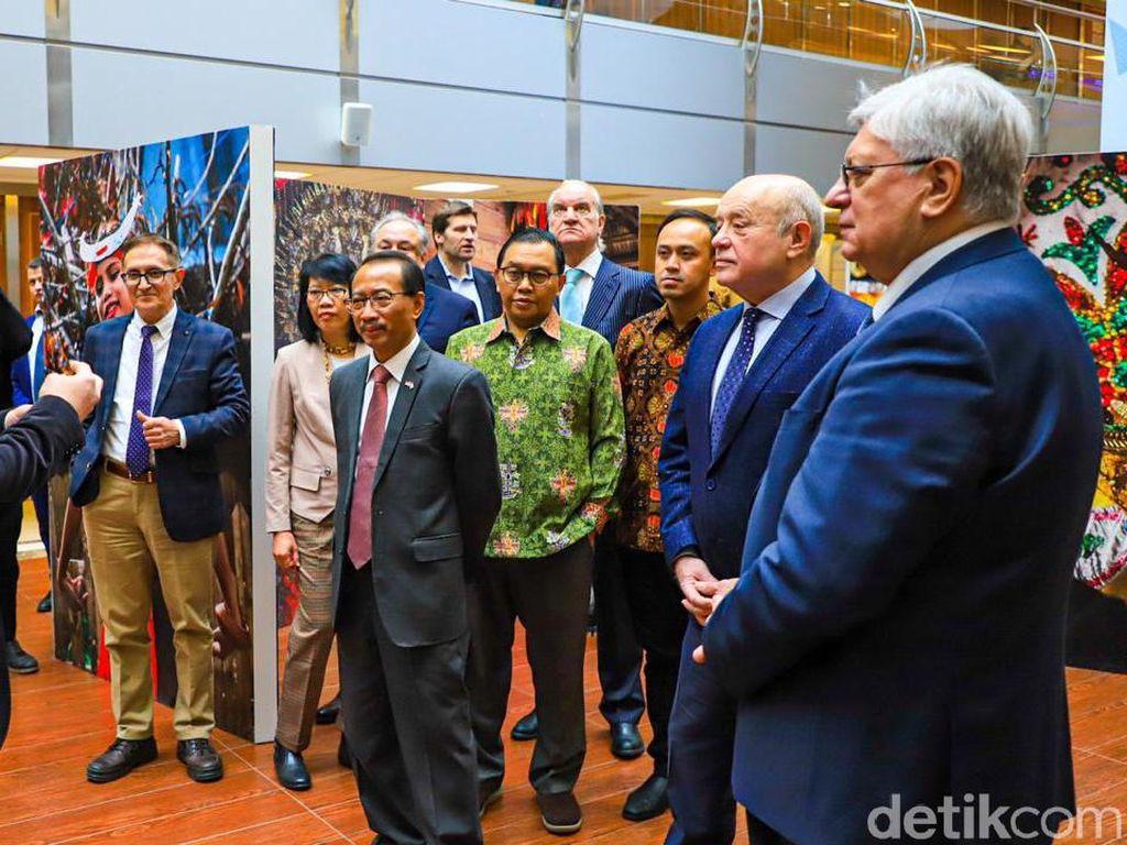 KBRI Moskow Gelar Seminar Peringati 70 Tahun Hubungan Indonesia-Rusia