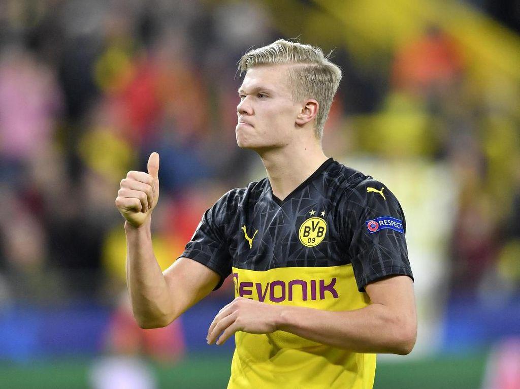 Diincar Banyak Klub Top Eropa, Haaland Ogah Tinggalkan Dortmund