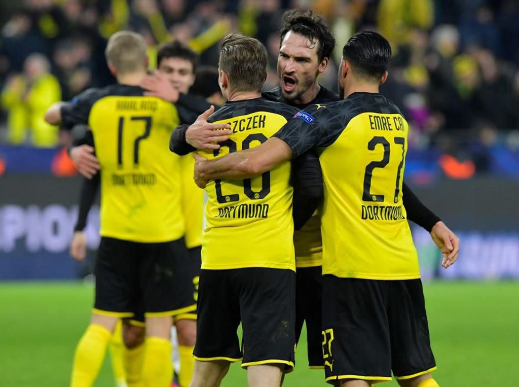 Borussia Dortmund Sadar Laga di Paris Tak Akan Mudah