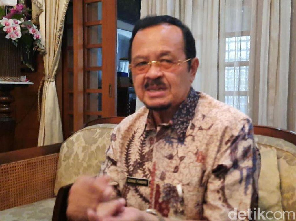 Purnomo Rival Gibran Ngaku Makin Pasrah Tunggu Rekomendasi dari PDIP