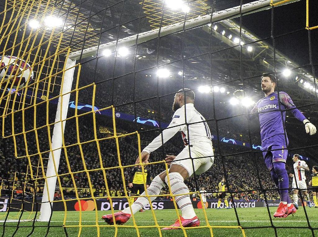 PSG Cetak Gol Penting untuk Tatap Leg Kedua