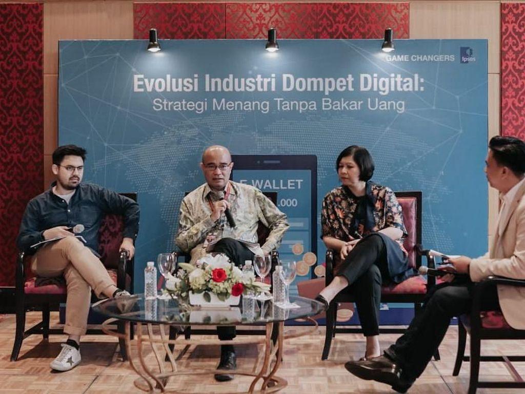 Hasil Riset: GoPay Jadi Dompet Digital Favorit meski Tanpa Promo