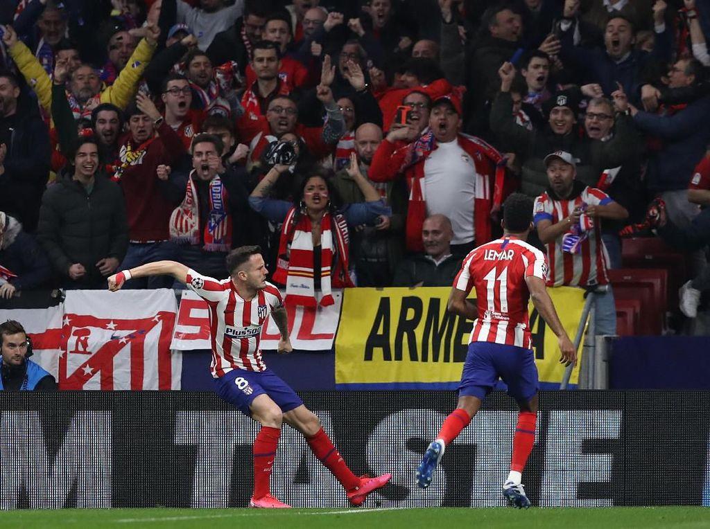 Atletico Fokus LaLiga Dahulu, Liga Champions Kemudian
