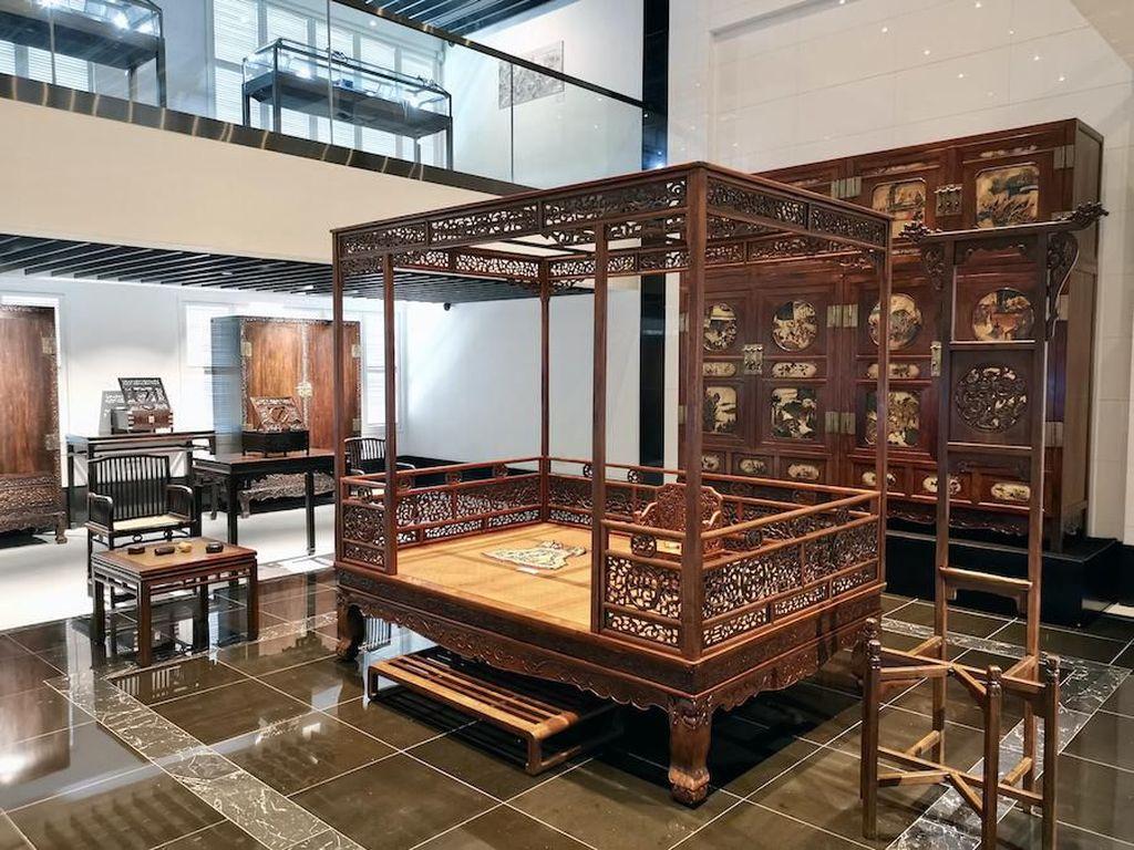 Darurat Corona Berlanjut, Pameran di Museum Liang Yi Hong Kong Diundur