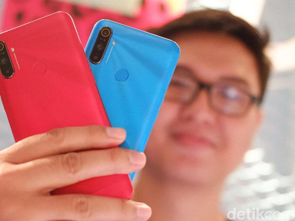 7 Rekomendasi HP Android Rp 1 Jutaan Baterai Besar