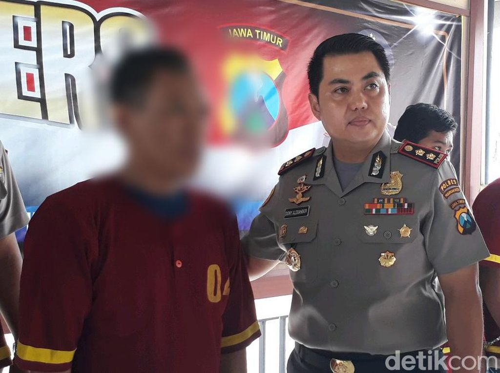 Bandar Sabu Pasuruan yang Ajak Warga Lempari Polisi Disebut Bak Godfather