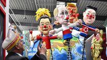 Patung Raksasa Trump hingga Putin Siap Ramaikan Karnaval Jerman